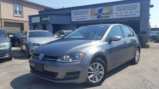 Used 2016 Volkswagen Golf Trendline w/Backup Cam for sale in Etobicoke, ON