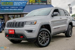 Used 2017 Jeep Grand Cherokee Trailhawk for sale in Guelph, ON