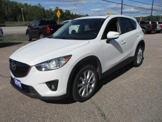 Used 2015 Mazda CX-5 GT for sale in North Bay, ON