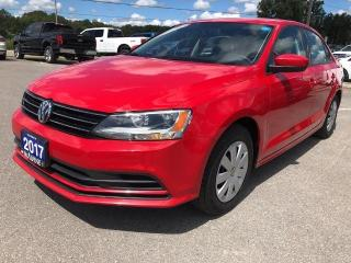 Used 2017 Volkswagen Jetta 1.4 TSI Trendline+ for sale in Aurora, ON