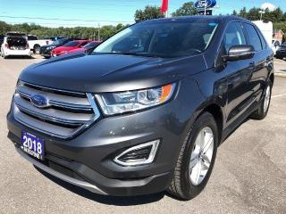 Used 2018 Ford Edge SEL for sale in Aurora, ON