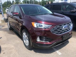 Used 2019 Ford Edge SEL for sale in Aurora, ON