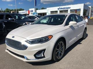 Used 2019 Ford Fusion Hybrid Titanium for sale in Aurora, ON