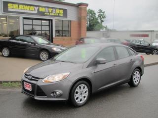 Used 2012 Ford Focus SE SEDAN for sale in Brockville, ON