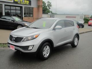 Used 2012 Kia Sportage LX AWD for sale in Brockville, ON