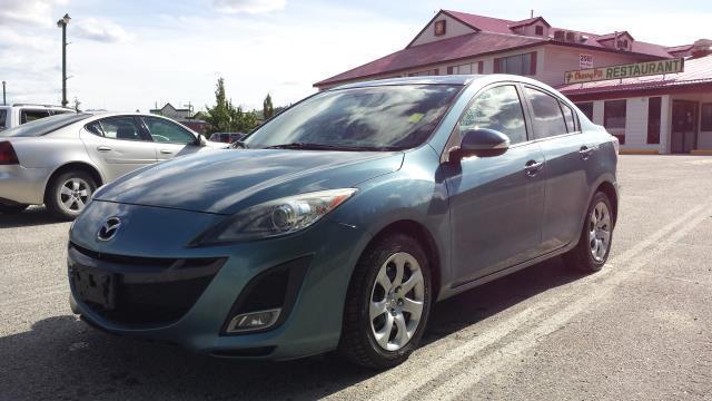 2010 Mazda MAZDA3 s Sport 4-Door