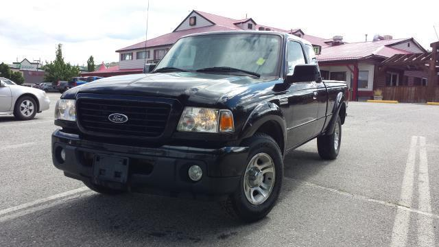 2008 Ford Ranger SPORT SUPERCAB 4 DOO