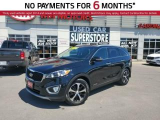 Used 2017 Kia Sorento EX Plus, Leather, 7 Passenger, AWD, Memory Seat. for sale in Niagara Falls, ON
