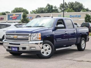 Used 2013 Chevrolet Silverado 1500 LT for sale in Simcoe, ON