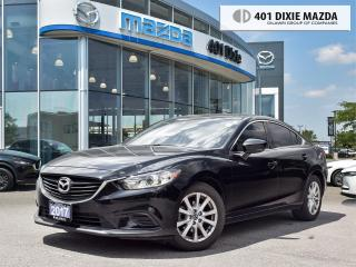 Used 2017 Mazda MAZDA6 GS |ONE OWNER|NO ACCIDENTS|1.99% FINANCING AVAILAB for sale in Mississauga, ON