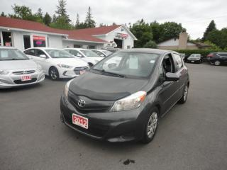 Used 2012 Toyota Yaris 5dr HB Auto LE for sale in Ottawa, ON