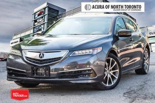 Used 2016 Acura TLX 3.5L SH-AWD w/Tech Pkg No Accident|  LOW KM| 7 Yrs for sale in Thornhill, ON