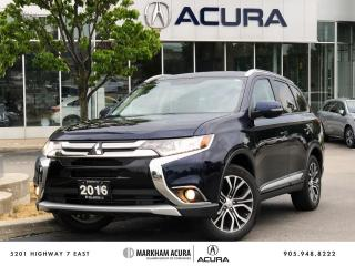 Used 2016 Mitsubishi Outlander ES AWC for sale in Markham, ON