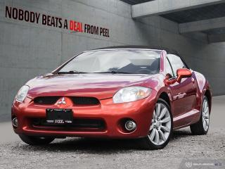 Used 2008 Mitsubishi Eclipse 2dr Spyder Auto GS for sale in Mississauga, ON
