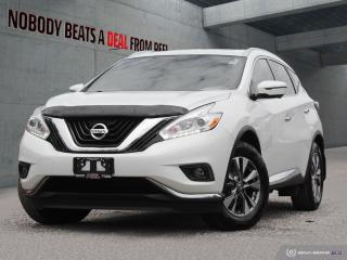 Used 2016 Nissan Murano AWD 4dr SL for sale in Mississauga, ON