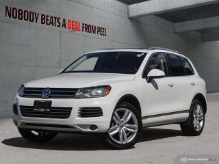 Used 2014 Volkswagen Touareg 4dr TDI Execline for sale in Mississauga, ON