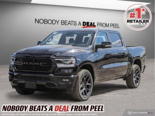 New 2020 RAM 1500 Sport Night Edition for sale in Mississauga, ON