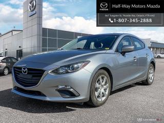 Used 2014 Mazda MAZDA3 GX-SKY for sale in Thunder Bay, ON