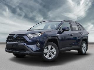 New 2020 Toyota RAV4 Hybrid Hybrid XLE AWD for sale in North Bay, ON