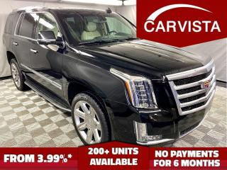 Used 2018 Cadillac Escalade LUXURY for sale in Winnipeg, MB