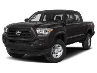 New 2020 Toyota Tacoma 4X4 DC V6 Short BOX for sale in Richmond Hill, ON
