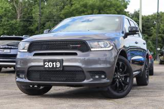 Used 2019 Dodge Durango GT AWD | Sunroof | Navi | Remote Start | for sale in Waterloo, ON