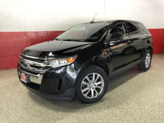 Used 2011 Ford Edge LIMITED AWD NAVI CAMERA PANO-ROOF PUSH START SYNC for sale in North York, ON