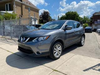 Used 2017 Nissan Qashqai AWD 4dr CVT for sale in Hamilton, ON