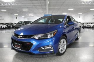 Used 2016 Chevrolet Cruze LT RS I NO ACCIDENTS I BIG SCREEN I REAR CAM I HEATED SEATS for sale in Mississauga, ON