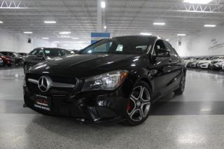 Used 2016 Mercedes-Benz CLA-Class CLA250 I NO ACCIDENTS I SUNROOF I NAVIGATION I REAR CAM I BT for sale in Mississauga, ON