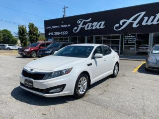 Used 2012 Kia Optima LX for sale in Scarborough, ON
