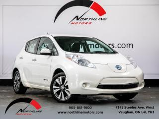 Used 2016 Nissan Leaf for sale in Vaughan, ON