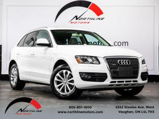 Used 2012 Audi Q5 Quattro 2.0|Premium Plus|Pano Roof|Blindspot|Heated Leather for sale in Vaughan, ON