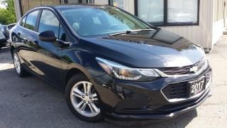 Used 2017 Chevrolet Cruze LT Auto - ALLOYS! BACK-UP CAM! HEATED SEATS! for sale in Kitchener, ON
