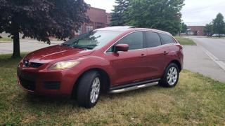 Used 2008 Mazda CX-7 4DR for sale in Brampton, ON