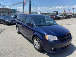 Used 2013 Dodge Grand Caravan 4dr Wgn R/T for sale in Scarborough, ON