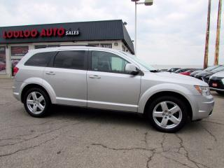 Used 2010 Dodge Journey SXT HERITAGE EDITION NAVIGATION CAMERA CERTIFIED for sale in Milton, ON