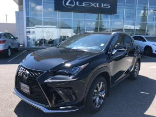 New 2020 Lexus NX 300 F Sport Series 3 for sale in North Vancouver, BC