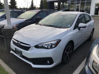 New 2020 Subaru Impreza Touring for sale in North Vancouver, BC
