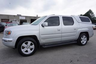 Used 2006 Honda Ridgeline EX-L 4WD CERTIFIED 2YR WARRANTY SUNROOF HEATED POWER LEATHER ALLOYS AUX for sale in Milton, ON
