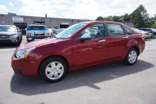Used 2010 Ford Focus SE CERTIFIED 2YR WARRANTY *SERVICE RECORD* BLUETOOTH HEATED SEATS CRUISE AUX for sale in Milton, ON