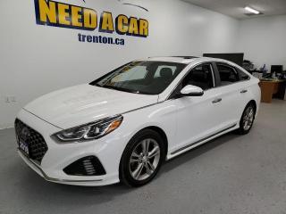 Used 2018 Hyundai Sonata 2.4L Sport Backup Cam Bluetooth Heated Seats Sunro for sale in Trenton, ON