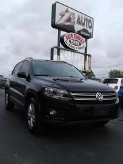 Used 2015 Volkswagen Tiguan AWD S for sale in Windsor, ON