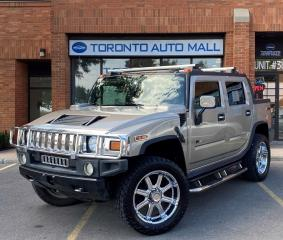 Used 2005 Hummer H2 SUT Leather Sunroof Heated Seats Power Seats AWD for sale in North York, ON