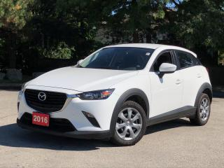 Used 2016 Mazda CX-3 GX | AWD | BACKUP CAM |LOW KM!! for sale in Stoney Creek, ON