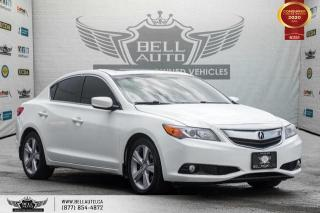 Used 2014 Acura ILX Tech Pkg, NAVI, REAR CAM, SUNROOF, PUSH START for sale in Toronto, ON