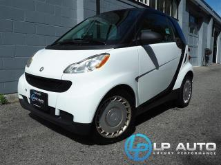 Used 2010 Smart fortwo Pure for sale in Richmond, BC