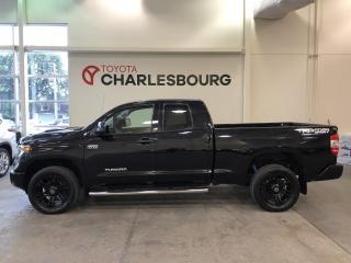 Used 2018 Toyota Tundra SR5 - Double Cab - 4x4 - V8 de 5,7L for sale in Québec, QC