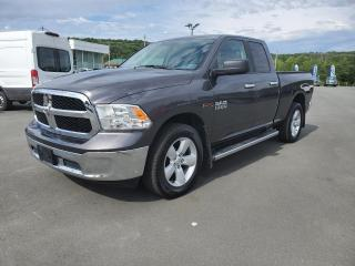 Used 2016 RAM 1500 SLT ,QUAD, DIESEL, 4X4, 20 PCES for sale in Vallée-Jonction, QC