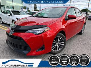 Used 2017 Toyota Corolla LE, UPGRADE, MAGS. TOIT OUVRANT, AUTO for sale in Blainville, QC